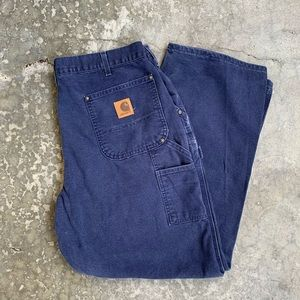 🔵Carhartt Double-Knee Workwear Pants (38 x 32)